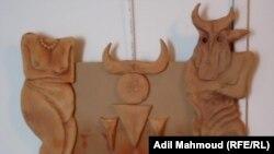 من أعمال لبقنان محمود عجمي