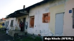 Kuća jedne od tuzlanskih porodica koja živi u siromaštvu
