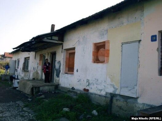 Porodica Kurahovic žive u siromaštvu, Tuzla,16. septembar 2010.