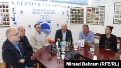 Sa pres-konferencije u Mostaru