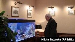 Михаил Горбачев в Горбачев-фонде