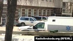 Цей район окупованого Донецька – охороняють дуже ретельно