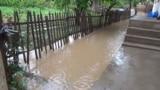 Tajikistan,flood in Dudaki district, 24April2019