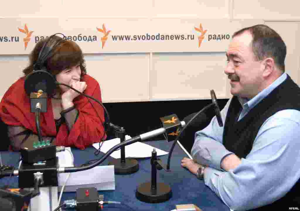 Журналист Михаил Кожухов