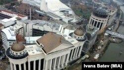 Pamje e Shkupit