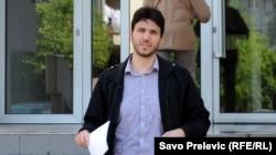 Vladimir Otašević (na fotografiji) kaže da je napad na njega zabilježila kamera