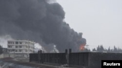 Homs şəhəri, 31 yanvar 2012-ci il