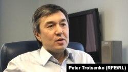 Бизнесмен Райымбек Баталов. Алматы, 15 желтоқсан 2016 жыл.