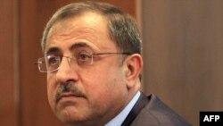 Сирискиот министер за внатрешни работи Мухамед Ибрахим ал-Шаар.