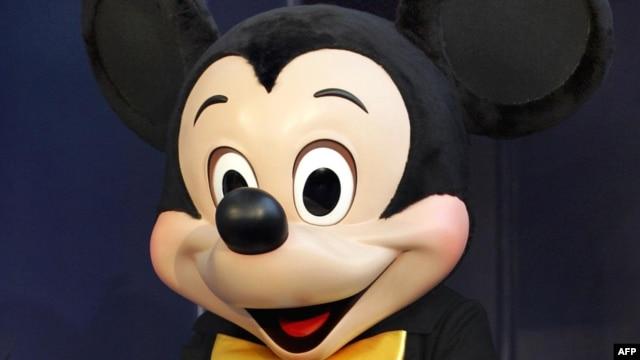 Mickey Mouse, nastao je u filmskoj produkciji Walta Disneya