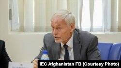 په افغانستان کې د ناټو ملکي استازی نیکولاس کې