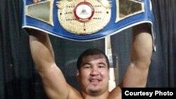 Uzbekistan / Champion of WBА/NABA US Akhror Muralimov