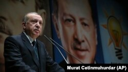 Presidenti i Turqisë, Recep Tayyip Erdogan - Ankara, 30 mars 2018