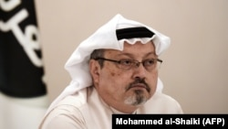 Жамал Хашогги, Сауд Арабиясының журналисі.