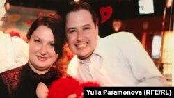Антонина Зимина и Константин Антонец