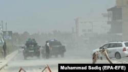 آرشیف: نیروهای امنیتی در کندهار