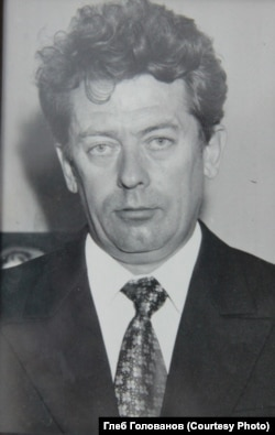 Николай Александрович Голованов (внук купца Георгия Голованова)