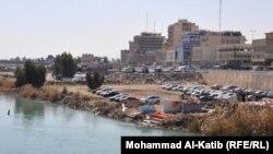 منظر لمدينة الموصل
