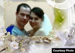 Ільдар Дадзін і Анастастасія Зотава пабраліся шлюбам у сьледчым ізалятары ў лютым 2016 году.