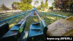 Парк у Керчі, архівне фото