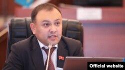 Депутат Жогорку Кенеша Таабалды Тиллаев.