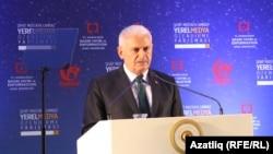 Премьер-министр Турции Бинали Йылдырым.
