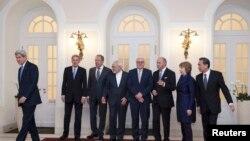 Средба на претставници на Иран и шесте светски сили во Виена