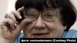 Диссидент и правозащитник Валерия Новодворская.