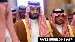 Мұхаммед бин Салман, Сауд Арабиясының тақ мұрагері