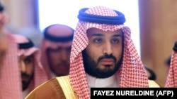 Наследный принц Мухаммед бин Салман. Архивное фото.