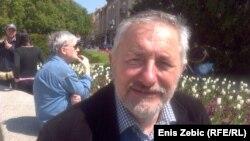Josip Kregar, foto: Enis Zebić