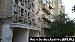 Брошено жилье в Донецке. Переселенцы без программ возврата жилья.
