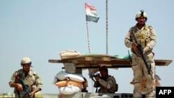 Forca të Qeverisë së Irakut.
