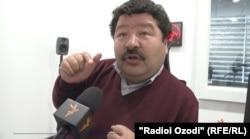 Şokirjon Hakimow