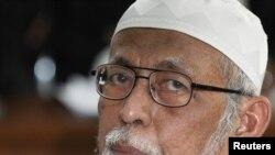 Radical Islamist cleric Abu Bakar Bashir