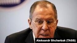Вазири умури хориҷии Русия Сергей Лавров