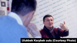 Шайырбек Абдырахманов.