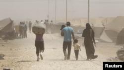 پناهجویان سوری در اردن