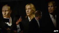 """Vremena """"novog globalnog nereda"""": Portreti Vladimira Putina, Marine Le Pen i Donalda Trumpa"""