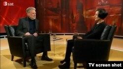 Herta Müller la 3Sat TV
