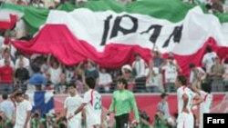 ایران در جدول رده بندی فیفا با شش پله سقوط کرد
