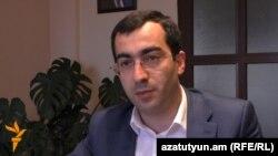 Заместитель министра сельского хозяйства Армении Роберт Макарян