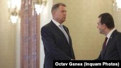 Klaus Iohannis și Ludovic Orban stabilesc formula finală a viitorului Guvern