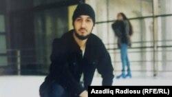 Azerbaijani activist Bayram Mammadov (file photo)