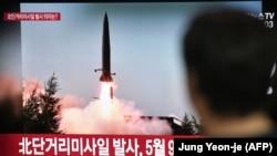 Şimali Koreya yeni raket sınağı keçirib, 25 iyul , 2019.