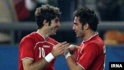 بازی ایران-بحرین