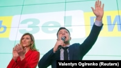 Volodymyr Zelenskiy has a number of qualities that together amount to one thing -- he is not Vladimir Putin.