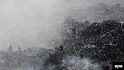 Грибовицьке сміттєзвалище, 30 травня 2016 року