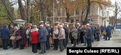 Vot la ambasada României de la Chișinău