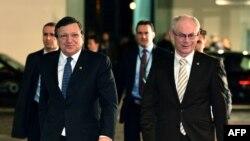 Баррозу һәм Ван Ромпей